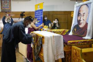Őszentsége a Dalai Láma születésnapja