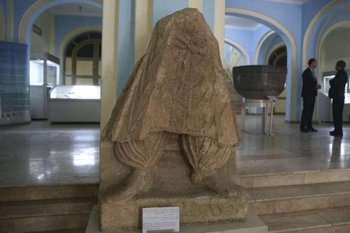 Afgán múzeumok aggodalma